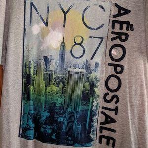Aeropostale, NEW, graphic t shirt, XL